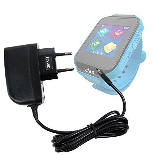 DURAGADGET Cargador (2 Amperios) para Reloj de niño CEFATRONIC: Amazon.es: Electrónica