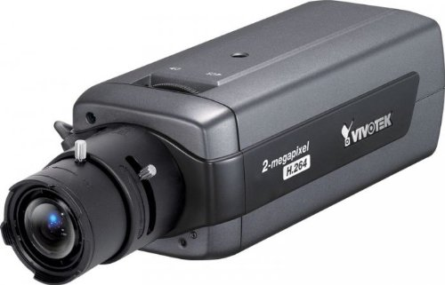 Vivotek IP8161 2MP, H.264, Day & Night, Fixed Network Camera For Sale