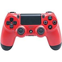 Ps4 - Controle sem fio Dualshock Ps4 - Vermelho