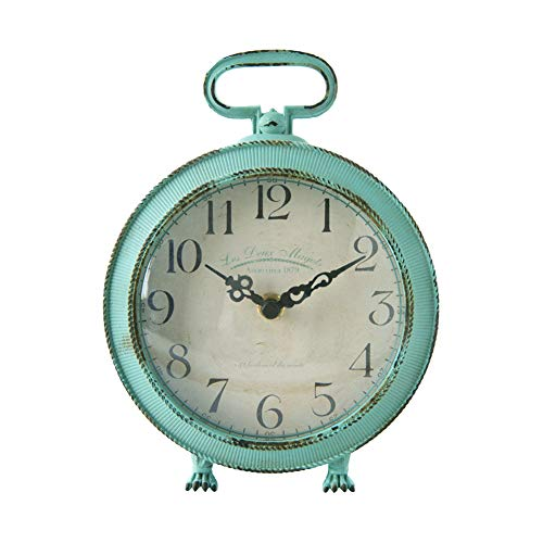 NIKKY HOME Table Clock