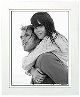 Malden International Designs Linear Classic Wood Picture Frame, Holds 8x10 Picture, White (B00007E7VD) | Amazon price tracker / tracking, Amazon price history charts, Amazon price watches, Amazon price drop alerts
