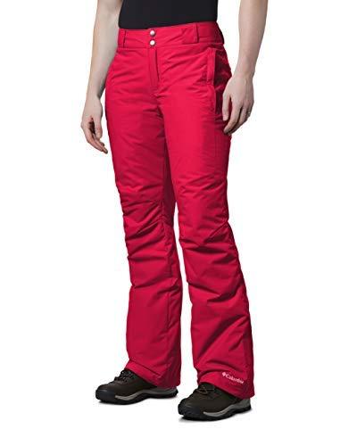 Columbia Women's Standard Bugaboo II Pant, Red Mercury, X-Small x -