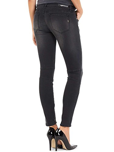 28 365765 Nero Gas Donna Jeans vFCZRq
