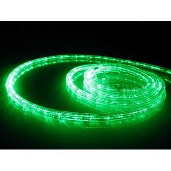 10FT EMERALD GREEN LED Rope Light Kit For 12V System, Christmas Lighting, Outdoor  Rope Lighting