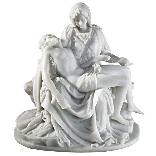 Statue Pieta - Design Toscano The Pieta (1499) Bonded Marble Medium Statue