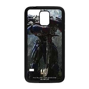 Samsung Galaxy S5 Cell Phone Case Black Transformers 4 Decepticon VIU026760
