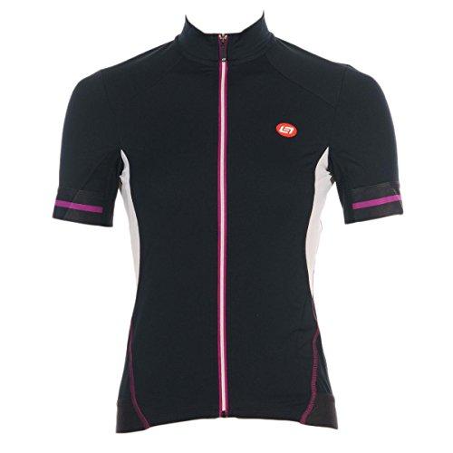 - Bellwether Optime Jersey - Short Sleeve - Women's Black/Fuchsia, S