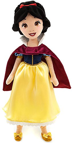 Disney Snow White Soft Doll - 18 Inch Plush Snow