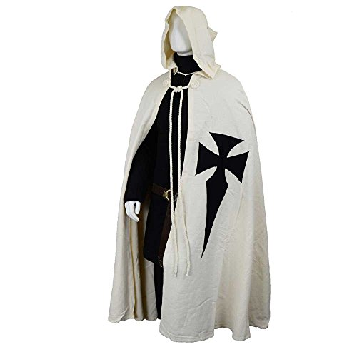 Lord Of Battles Teutonic Knights Cape ()