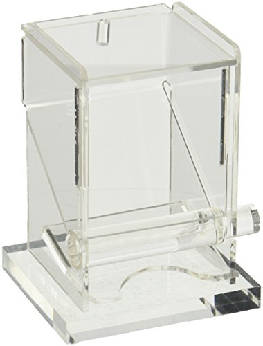 - Winco ACTD-3 Acrylic Toothpick Dispenser