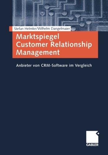 Marktspiegel Customer Relationship Management. Anbieter von CRM-Software im Vergleich