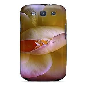 For Galaxy S3 Premium Tpu Case Cover Still Fresh Protective Case