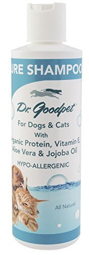 Frontier Natural Products 208173 Dr. Goodpet Specialty Product Pure Shampoo