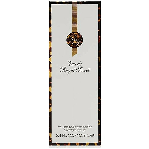 Star 3.3 Ounce Edt (Five Star Fragrance Royal Secret Eau de Toilette Spray, 3.4 Ounce)