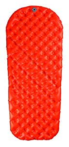 Sea to Summit Ultralight Insulated Mat - X-Small - Lightweight Camping & Backpacking Sleeping Mat, Orange