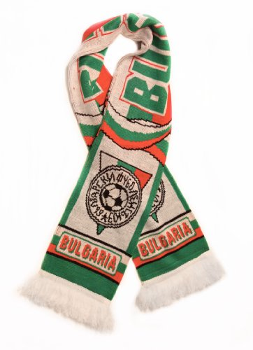 - Bulgaria National Soccer Team - Premium Fan Scarf, Ships from USA