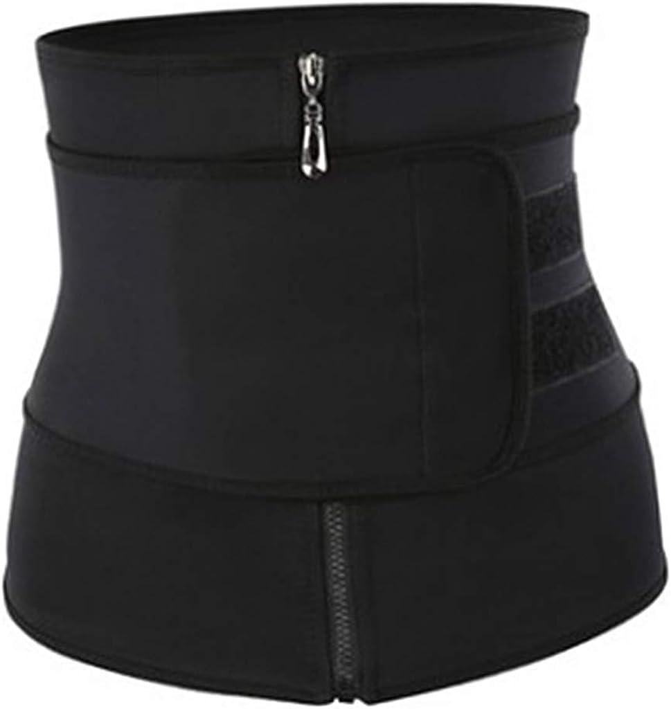 Hellery Damen Korsett Tailenmieder Bauchg/ürtel Taille Trimmer G/ürtel Fitnessg/ürtel zum Abnehmen und Muskelaufbau