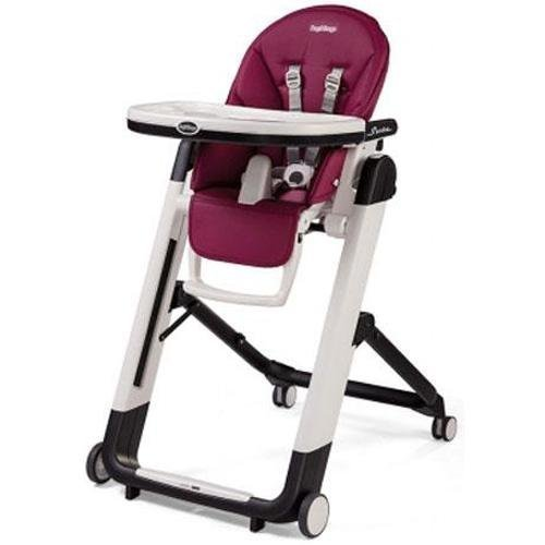 Peg Perego Replacement Cover Berry for Prima Pappa Zero 3 and Siesta Highchairs