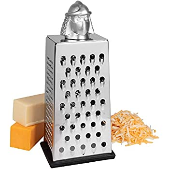 Amazon.com: The Shredder Shredder – Rallador de queso de las ...