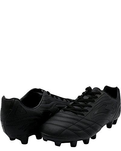 Aguila 821 Fg Fotbollsskor - Svart / Vit Svart / Svart