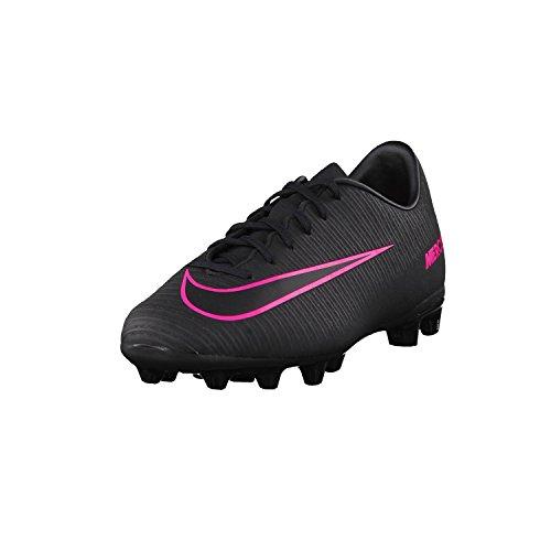 Botas Jr De Ag Black Unisex Vapor Adulto Nike Xi Negro black Fútbol Mercurial pFqXOSBBxw