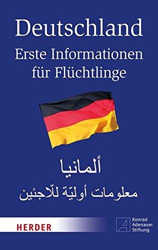Deutschland: Erste Informationen für Flüchtlinge