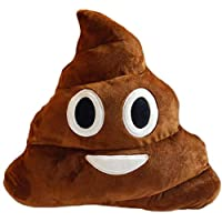 32cm Poop Plush Pillow Emoji Stuffed Cushion Soft Toy Gifts for Kids Children