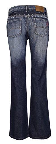 Bleu Shop bleu Jeans Femme Bootcut Lets Shop qXWpwvpR