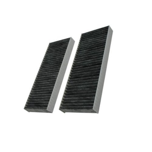 HQRP Cabin Air Filter for Nissan Xterra 2005 / 2006 / 2007 / 2008 / 2009 / 2010 / 2011 / 2012 Activated Charcoal Microfilter plus HQRP UV Meter