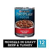 Purina Pro Plan Senior Gravy Wet Dog Food, FOCUS M...