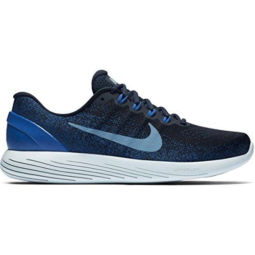 Nike Lunarglide 9 Chaussures De Course, Obsidienne Fonc