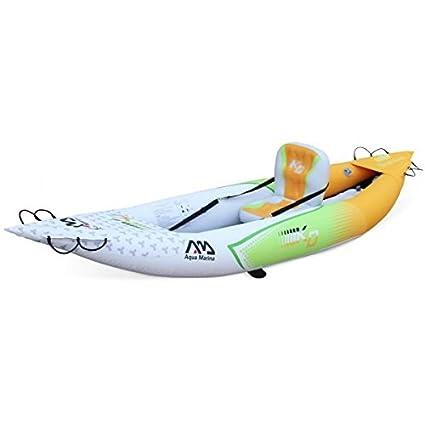 Art & Jardin del mundo - canoa kayak hinchable monoplaza ...