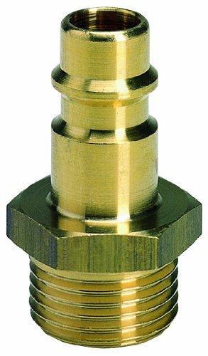 Einhell Gewindestecknippel R 1//4 Au/ßengewinde Accesorio para compresores de aire