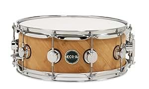 dw drums eco x snare drum 5 5x14 desert sand finish musical instruments. Black Bedroom Furniture Sets. Home Design Ideas