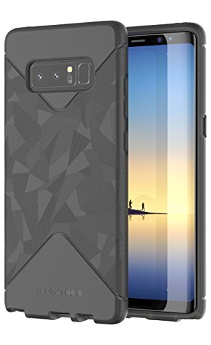 Tech21 Evo Tactical Case for Galaxy Note8 - Black