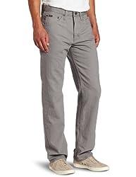 Lee Men's Regular Fit Straight Leg Jean, Battleship, 31w X 32l