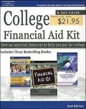 Book: College Financial Aid Kit 6 pcs sku# 1787476MA