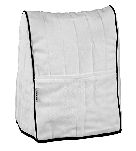 KitchenAid KMCC1WH Stand Mixer Cloth Cover - White (Kitchenaid Dynamic Deals compare prices)