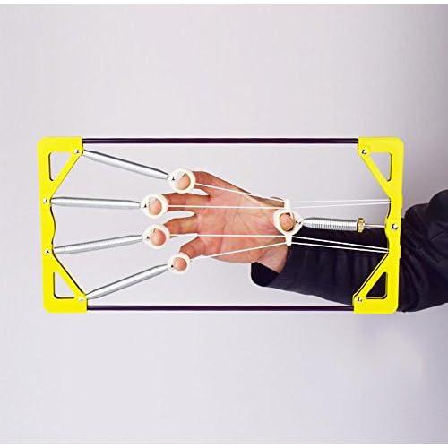 JATCH Exerciseur de doigt de renforceur de main grand pour la remise en forme General Fitness et tous les musiciens Sportspeople récupérer pour les hommes et les femmes