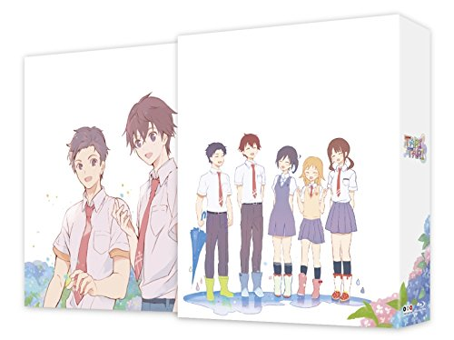 [Amazon. Co. JP Limited] Tari Tari Blu-ray Disc Box (Complete First Production Limited Product) (with Original Blanket)