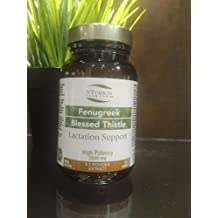 St Francis Herb Farm Fenugreek Blessed Thistle Lactation Support