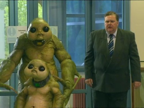 Revenge of the Slitheen, Pt. 2