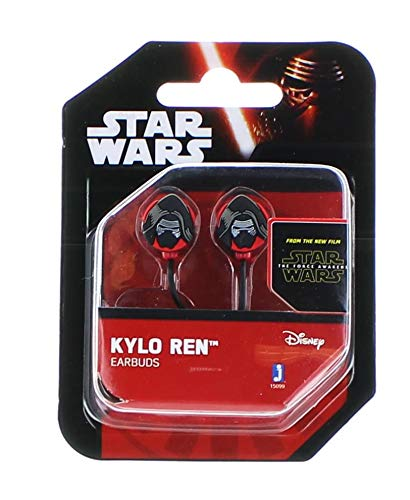 Star Wars Episode 7 The Force Awakens Kylo Ren Earbuds