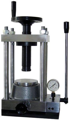 MP15 Laboratory Pellet Press with Built-in Hydraulic Pump Across International