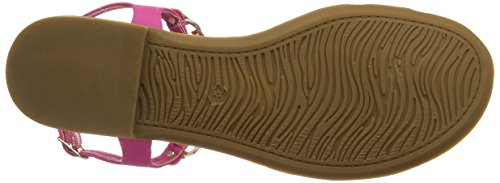 Tantra Sandals with  Buckle - Sandalias para mujer Fucsia
