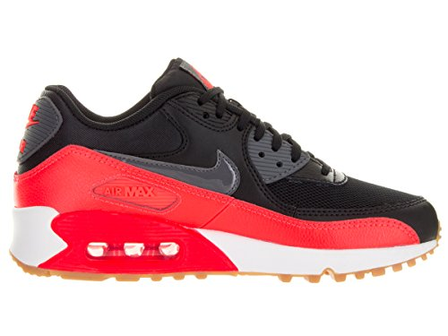 Nike Scarpe Dark Max Crmsn Wmns Air Essential 90 Negro sl Sportive Donna Black brght Grey qUqFpr