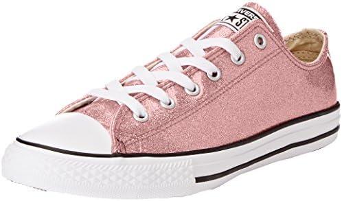 Converse Little Girls' Chuck Taylor All Star Ox Glitter