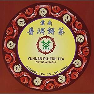 (Yunnan Pu-erh Tea-12 Oz(340 G))