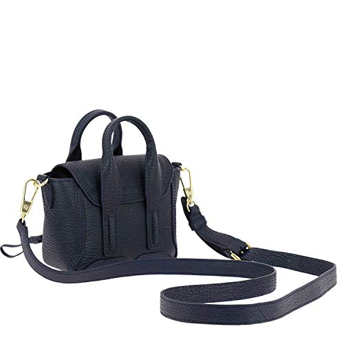 Handbag AP18B123SKCIN404 Women's Phillip Blue Leather Lim 3 1 0qW1RpH