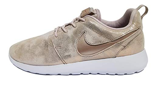 Premium Casual Shoes - Nike Women's Roshe One Premium Shoe, Metallic Red Bronze, 7
